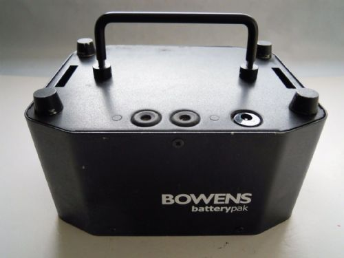 BOWENS TRAVELPAK BATTERY PAK MODULE